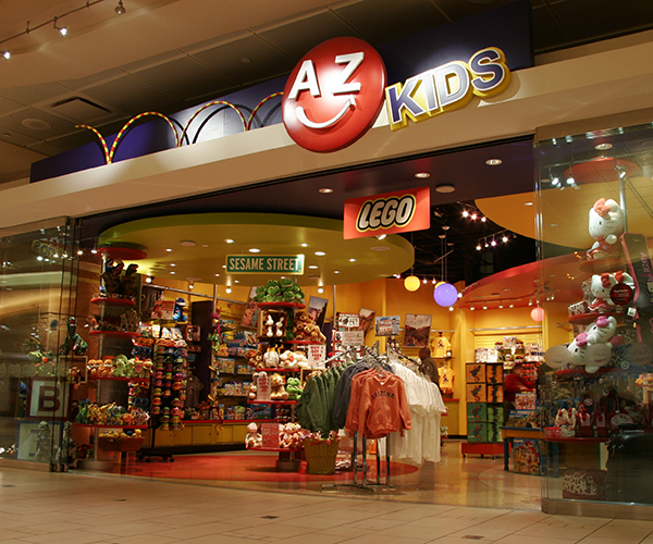 AZ Kids Retail Airport